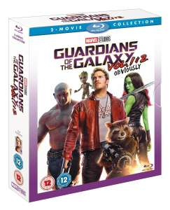 Guardians of the Galaxy: Vol. 1 & 2 /ant-man 2 movie collection(Box Set) [Blu-ray] £9.99 each @ zoom