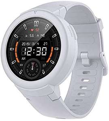 Xiaomi Amazfit Verge Lite - Smartwatch Snowcap White - £57.42 @ Amazon