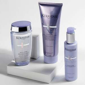 Extra 10% off selected Kerastase using code - items are already reduced with 20% Off LOOKFANTASTIC