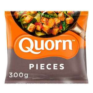 Quorn chicken style pieces 300g £1.59 instore and online @ Tesco