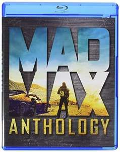 [Blu-Ray] Mad Max Anthology (All 4 Movies) - £10.06 delivered @ Rarewaves