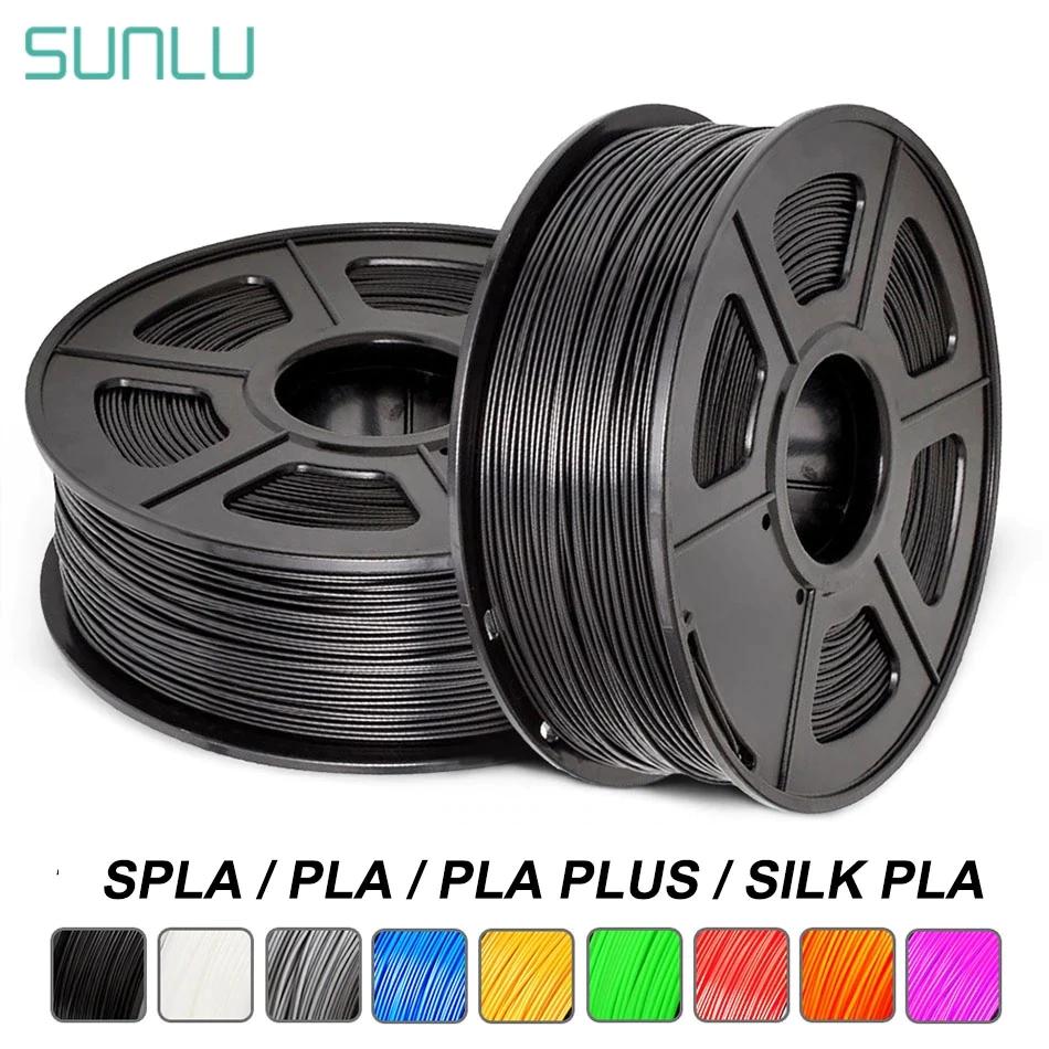 SUNLU PLA 3D Printer Filament 1.75mm 1KG £13.41 @ AliExpress ZHSUNLU Store