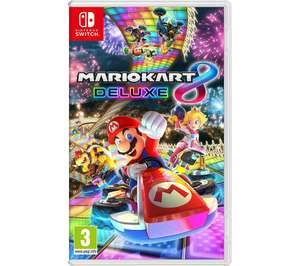Mario Kart 8 Deluxe (Nintendo Switch) £31.99 Delivered with code @ Currys