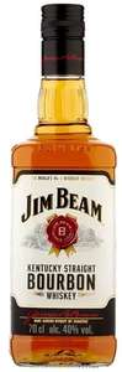 Jim Beam White Bourbon Whiskey / Honey / Red Stag Black Cherry 70cl - £13 (Clubcard Price) at Tesco