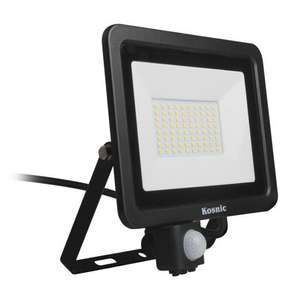 50W LED 4250 Lumens Daylight IP65 LED Floodlight With PIR Sensor - £23.99 + delivery @ Lighting Direct