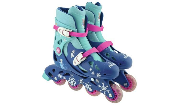 Disney Frozen Inline Skates £12.50 C&C @ Argos