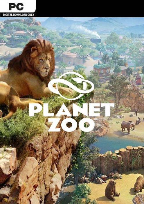 Planet Zoo (Steam) £16.49 @ CDKeys