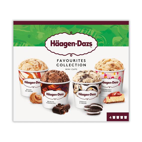 Haagen Dazs mini's Ice Creams 12 for £8.38 @ Costco from 14/12