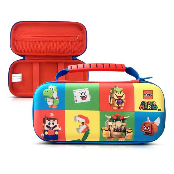 Free LEGO Super Mario Nintendo Switch Carry Case when you spend over £30 on LEGO Mario @ Smyths
