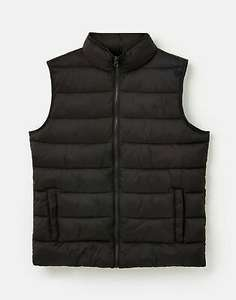 Joules Mens 213055 Lightweight Layering Gilet in Coal (Sizes S, M, XL , XXL) £26.56 Delivered @ Joules / eBay