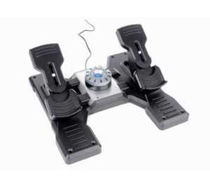 SAITEK Pro Flight Rudder Pedals, free P&P with home or local store delivery £103 with code @ Currys