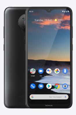 Nokia. 5.3 Mobile Phone sim free £111.99 at BuyMobiles