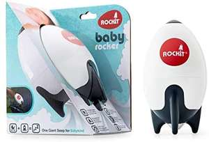 Rockit portable baby rocker. Fits any stroller, pram, pushchair or buggy - £20 delivered at Amazon