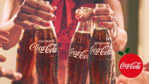 Buy one Coca Cola and receive another one free this Christmas with signup at participating pubs via Coca Cola