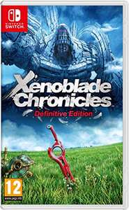 Xenoblade Chronicles: Definitive Edition (Nintendo Switch) - £29.00 delivered @ Amazon