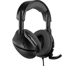 TURTLE BEACH Atlas Three Amplified Gaming Headset - Black, £34.99 using code at Currys PC world