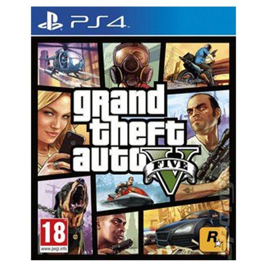 Grand Theft Auto V PS4 £5 at Tesco Bradley Stoke, Bristol