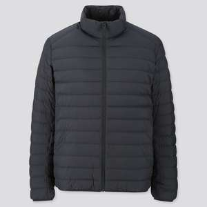 Men Ultra Light Down Jacket £39.90 + £3.95 Delivery @ Uniqlo