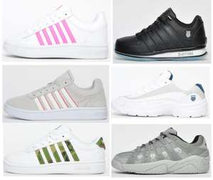 Up to 70% Off All K Swiss Classic trainers + an Extra 25% Off & Free Delivery with code From Express Trainers