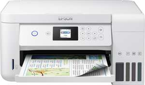 EPSON ECOTANK ET-2756 All in one wireless colour inkjet printer £259.99 @ Epson Shop 3 YEAR WARRANTY (VIA REDEMPTION)
