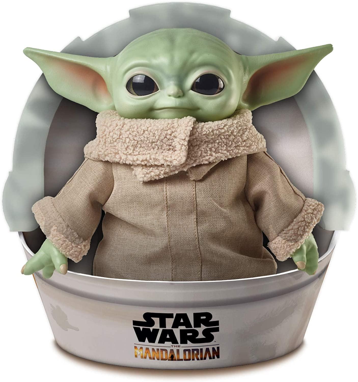 Star Wars The Mandalorian Baby Yoda Toy £24.99 - B&M (Nantwich)