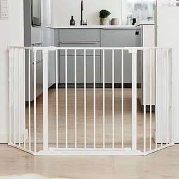 BabyDan Configure Baby Gate (Medium 90-146cm, White) - £24.99 Delivered @ Amazon
