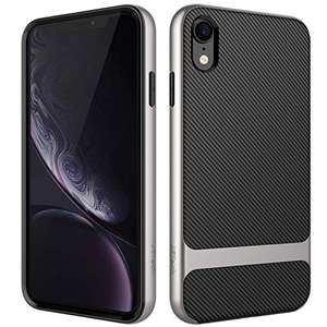 JETech Case for iPhone XR, Slim Protective Cover with Shock-Absorption £2.96 Sold by Accessory_JETech_Authorized and Fulfilled by Amazon