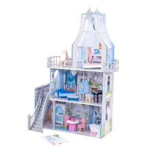 Kidkraft Magical Dreams Castle Dollhouse for £83.98 delivered @ very