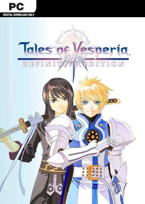 [Steam] Tales Of Vesperia Definitive Edition (PC) - £6.09 @ CDKeys