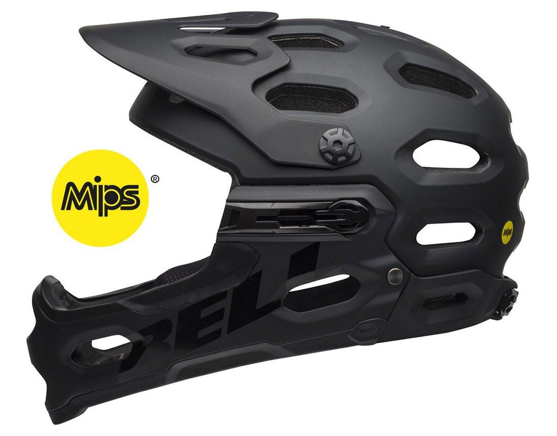 Full face detachable mountain bike helmet - £155 @ Bike Discount