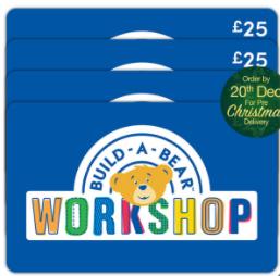 £120 of build a Bear vouchers for £63.99 via Costco / Build a Bear Store