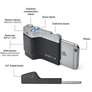 Miggo Pictar One MKII for iPhone / Android £24.90 @ UK Dgital