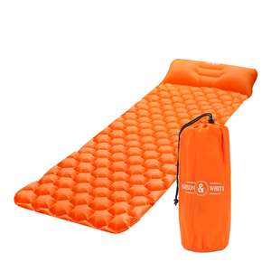 Ultralight Portable Air Bed £12.99 + delivery @ Roov