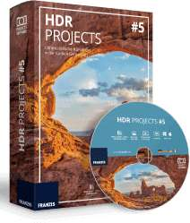 Photo Editing App - HDR Projects 5 for Free (Win & Mac)
