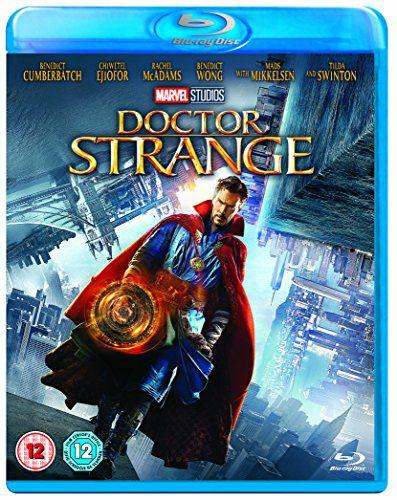 Doctor Strange blu ray/Ant-man/Captain America Civil War/Iron Man - £4.99 each @ cast-iron-dvds/eBay (further multibuy, buy 4, £3.99 each)