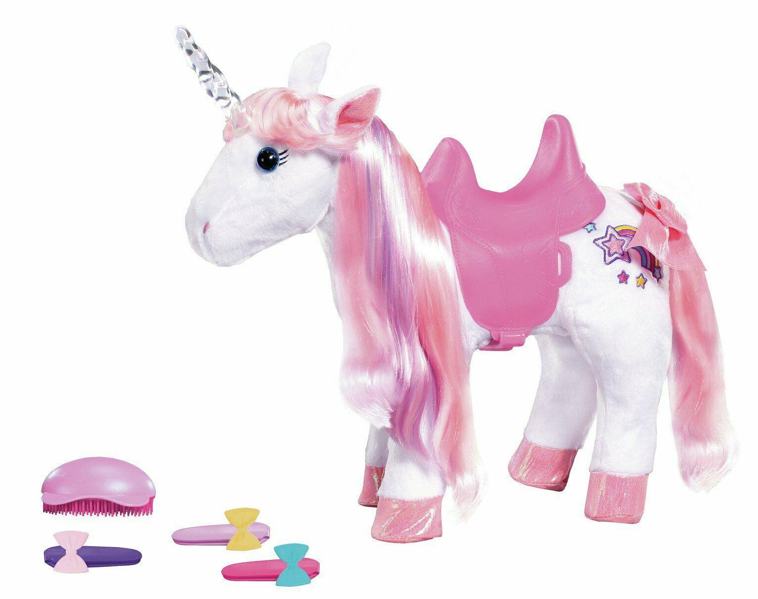 Baby born Animal Friends Unicorn - £9.99 delivered @ Argos / eBay