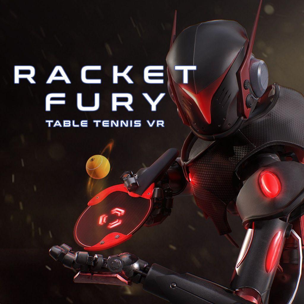 Racket Fury: Table Tennis VR Oculus Quest - £11.99 @ Oculus
