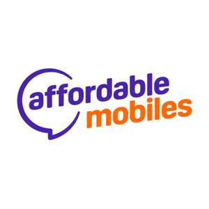 Affordable Mobiles £50 off upfront costs using code - new contracts only