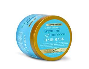 OGX Argan Oil of Morocco Hair Mask for Damaged Hair, Extra Strength, 168 g £3.50 / £3.33 S&S at Amazon + £4.49 (non Prime)