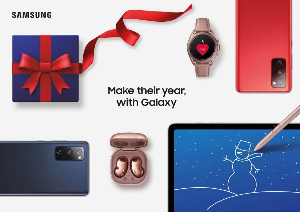 2.5% cashback from Samsung.com through Curve until 31st December