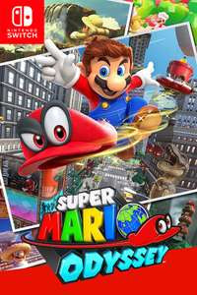 Super Mario Odyssey (Switch) - £35 at ASDA