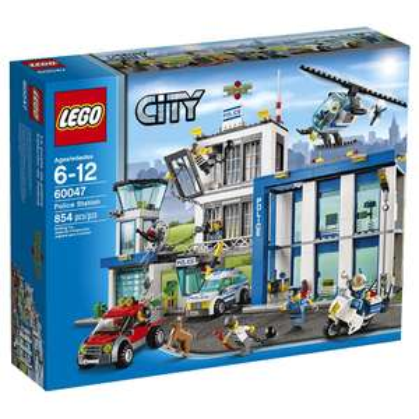 Lego Police Station (60047) £68 @ Alton Towers shop