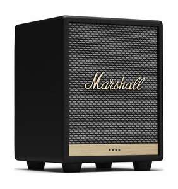 Marshall Uxbridge Voice Wireless Multi-room Speaker with Amazon Alexa - Black - £119 @ Currys