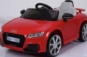 Audi TT / Mercedes 6v Electric Ride on - £60 @ Morrison's in store (Ross on Wye)