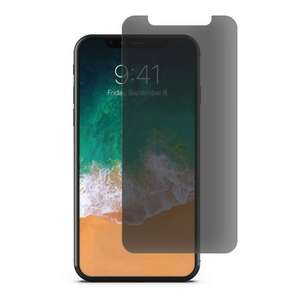 Tempered Glass Privacy Screen Protector - iPhone XS / iPhone 11 / Samsung S9 - £2 at Poundland