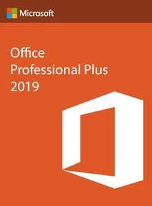Microsoft Office Professional Plus 2019 1 PC £26.94 @ Electronic First
