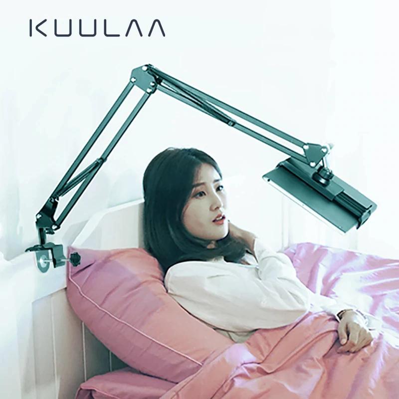 KUULAA Cantilever Bracket Adjustable Phone Holder Bedside Support Universal Tablet £14.43 @ KUULAA official store Ali-Express
