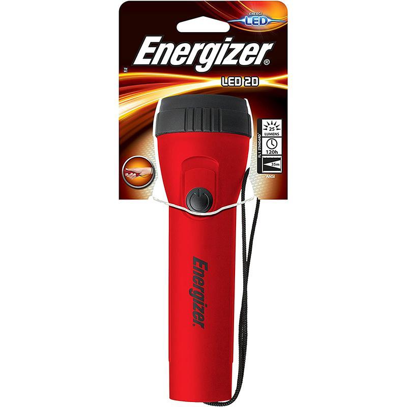 Energizer LED 2D Torch Handheld £4.99 delivered at MyMemory