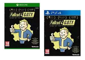 Fallout 4 - Game of the Year Edition (PS4/Xbox One) £11.99 Delivered @ MyMemory