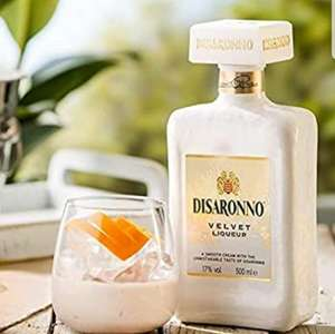 Disaronno Velvet Liqueur 500ml £12 @ Asda